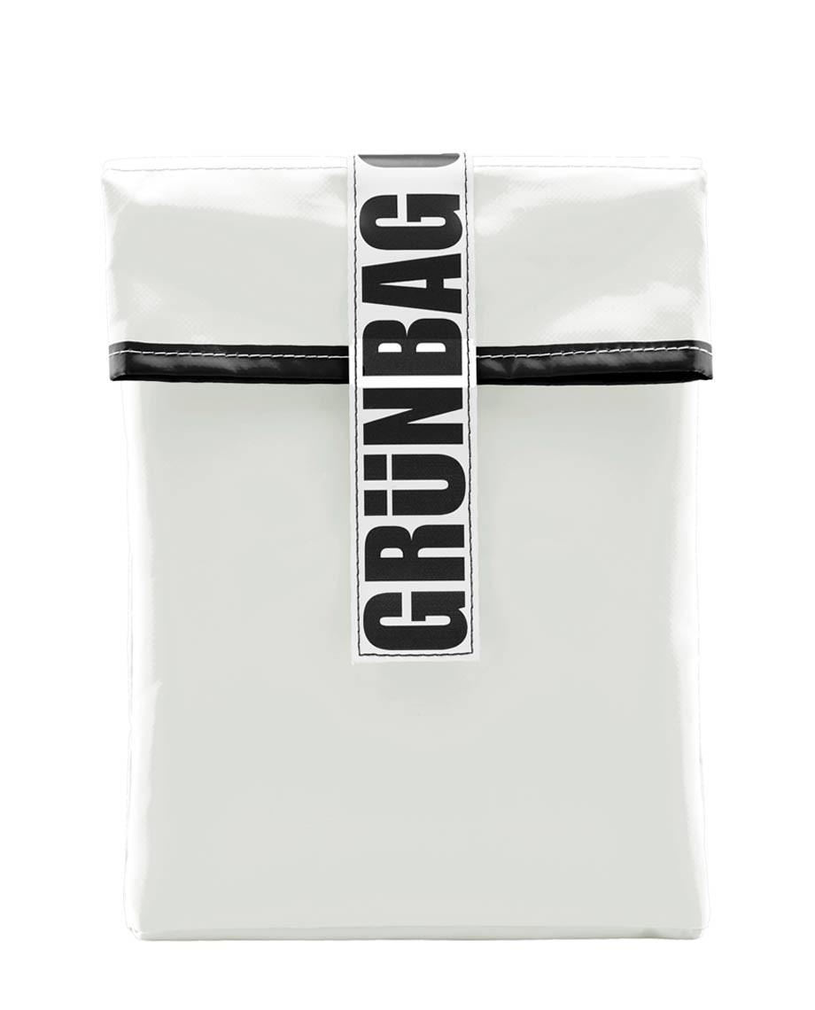 """Hvidt GRÜNBAG Sleeve 15"""" - 16"""""""