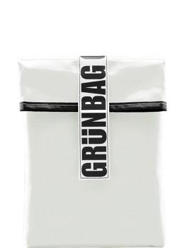 """Hvidt GRÜNBAG Sleeve 15"""" 16""""-20"""
